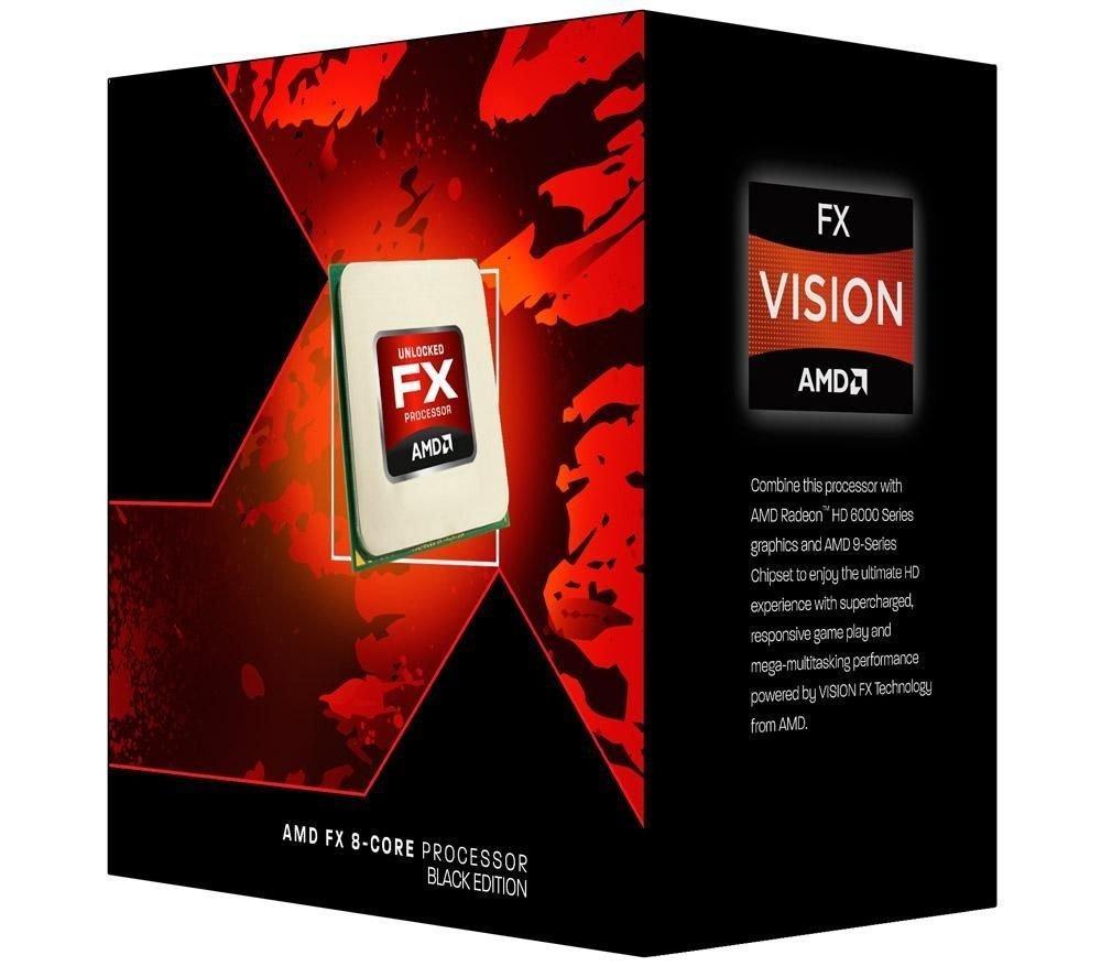 AMD FX-9590 4.7GHZ AM3+ W/O FAN BLACK ED