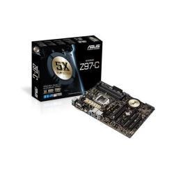 MB 1150 ASUS Z97-C  (ATX/Z97)