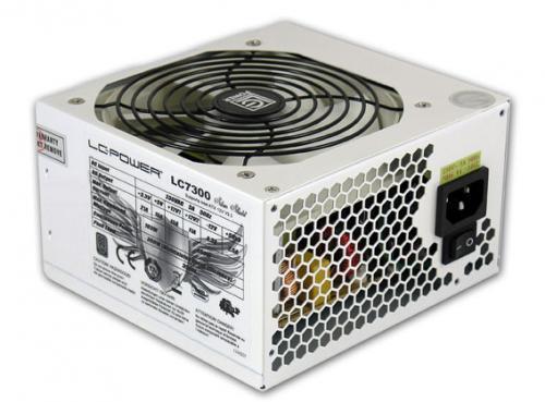 Alimentatore LC-Power 300W LC7300 80+ Silver Shield 12cm V2.3 retail
