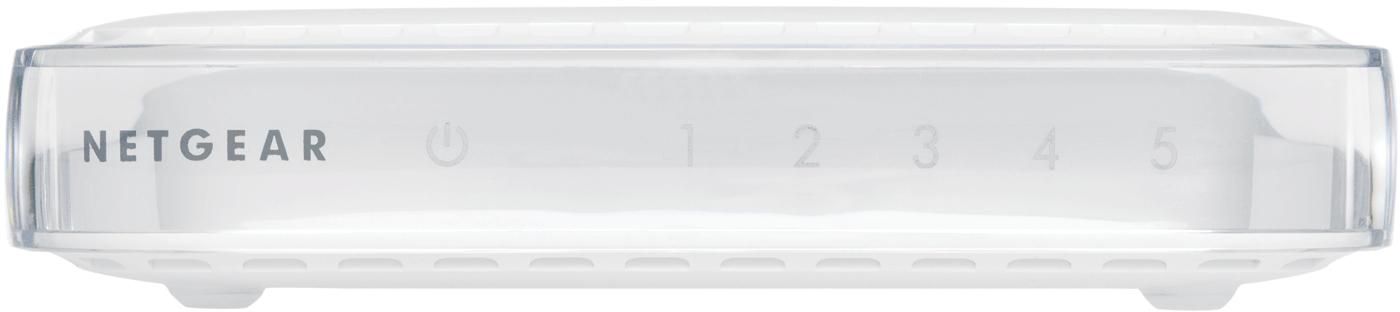 Switch 10/100 5P NETGEAR FS605 Desktop