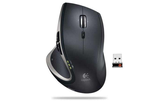 Mouse LOGITECH Cordl. Performance Mouse MX, Retail