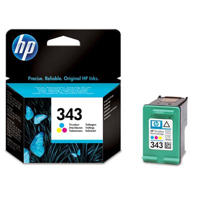 Cartuccia HP C8766EE Dreik. color 7ml No.343