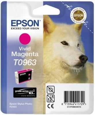 Epson Cart.  VIVID-MAGENTA EPSON ULTRACHROME K3