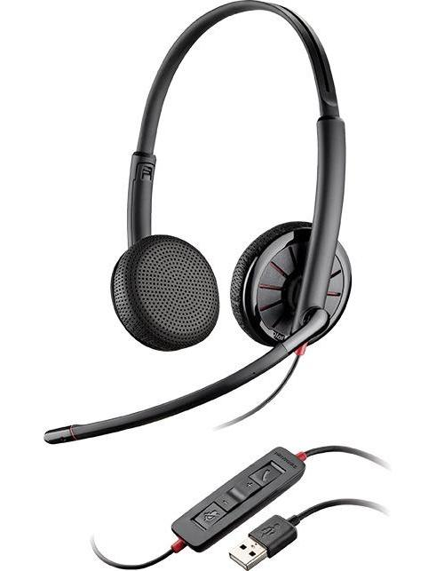 Headset Plantronics Blackwire USB C325