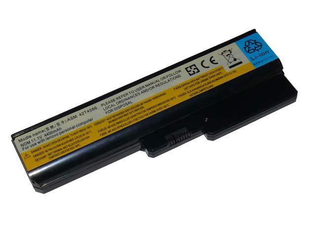 Batteria compatibile IBM / Lenovo 3000-N500 3000-G430 3000-G530 G450 G455 G530 -4400mAh